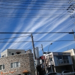 地震雲 No.301