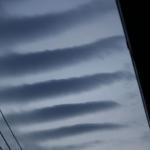 地震雲 No.711
