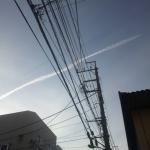 地震雲 No.1327