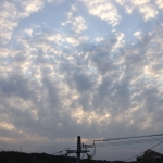 地震雲 No.2588