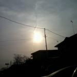 地震雲 No.2843