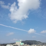 地震雲 No.2999