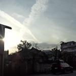 地震雲 No.3070