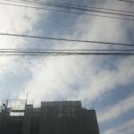 地震雲 No.3240