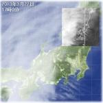 地震雲 No.3666