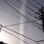 地震雲 No.3669