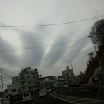 地震雲 No.3836