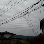 地震雲 No.3949