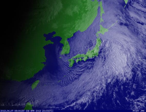 No.4538-1 地震雲