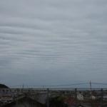 地震雲 No.5078