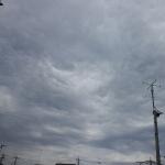 地震雲 No.5469