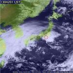 地震雲 No.5558