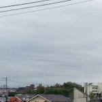 地震雲 No.5635