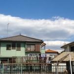 地震雲 No.6679