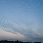 地震雲 No.7337