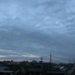 地震雲 No.7413