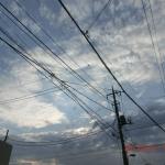 地震雲 No.9122