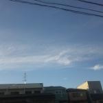 地震雲 No.9770