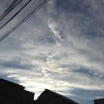 地震雲 No.11619