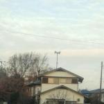 地震雲 No.14346