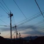 地震雲 No.17031