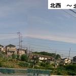 地震雲 No.17803