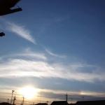 地震雲 No.33401
