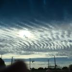 波状雲ですか?