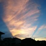 地震雲 No.34401
