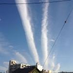 地震雲 No.35571