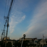 地震雲 No.35898
