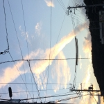 地震雲 No.36119