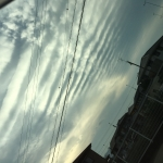 地震雲 No.36155