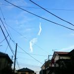 地震雲 No.39040