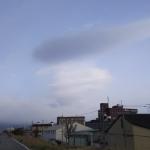 地震雲 No.39788