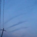 地震雲 No.41703
