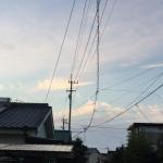 地震雲 No.41782