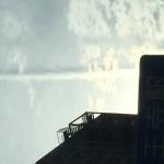 9月19日の地震雲?