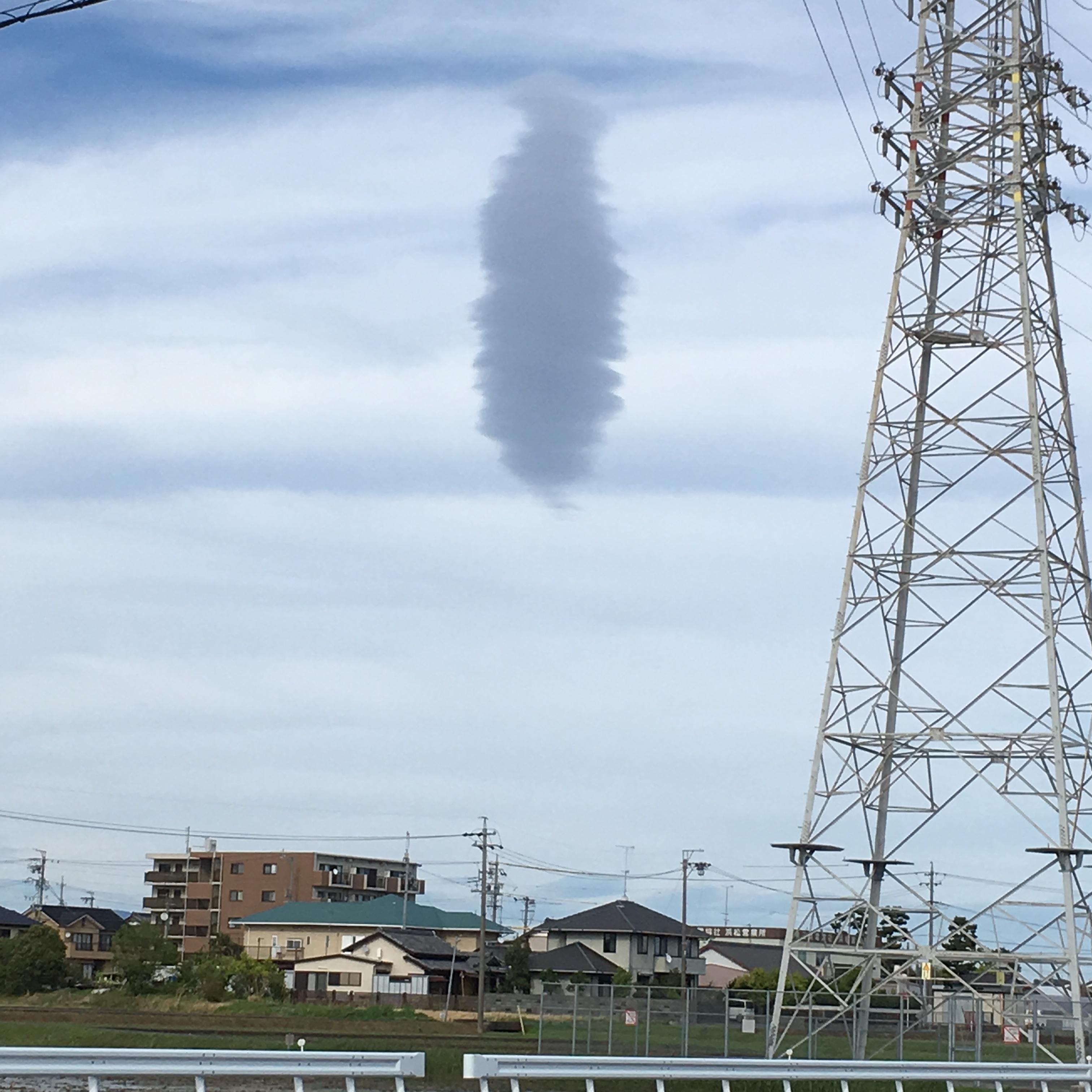 No.47700-1 地震雲