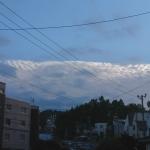 地震雲 No.49618