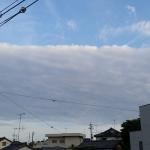 地震雲 No.54014