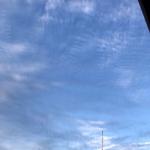 5月23日の浦安の空