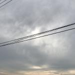 地震雲 No.54553