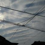 地震雲 No.54678