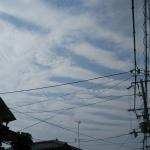 地震雲 No.54680