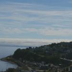 海岸線の雲はこちら