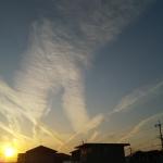 地震雲 No.55886